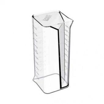 Стакан мерный 2в1 прозрачный