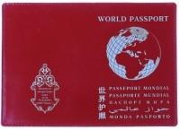 """Обложка """"Паспорт мира"""""""
