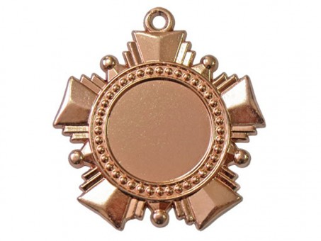 Медаль M 50-05 G/B/S