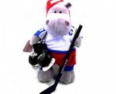 Бегемотик хоккеист