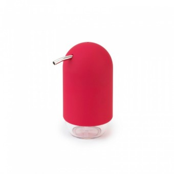 Диспенсер для мыла Touch малиновый