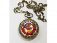 Часы карманные СССР (цветные)