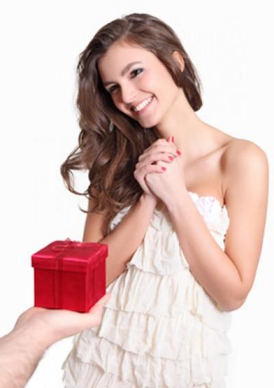 Как правильно принять подарок