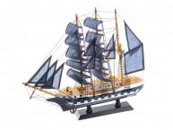 """Корабль """"трехмачтовый средний"""""""