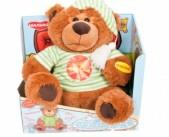 Интерактивная игрушка Медведь Сказочник