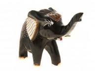 Деревянная статуэтка Слон